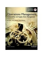 二手書博民逛書店《Operations Management: Sustaina
