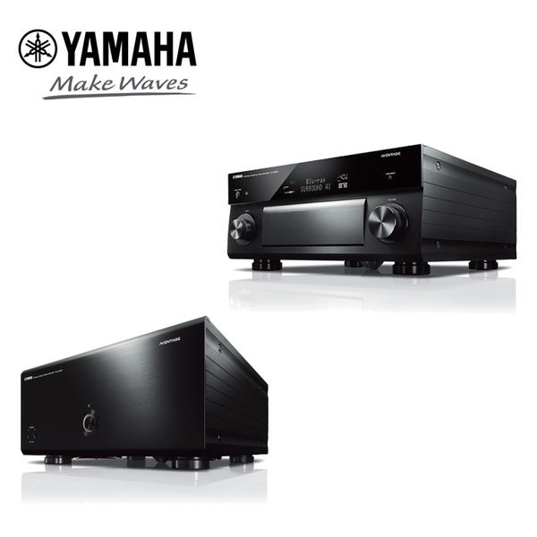 YAMAHA 山葉 CX-A5200 +MX-A5200 11.2聲道 AVENTAGE 前後級擴大機【公司貨保固+免運】