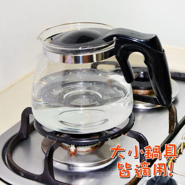 【萬用子母爐架隔熱墊】台灣製造 隔熱架 爐架 瓦斯爐架 琺瑯鍋 小鍋專用 0195 [百貨通]