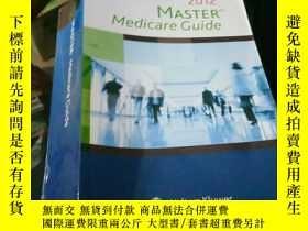 二手書博民逛書店2012罕見master medicare guideY1538