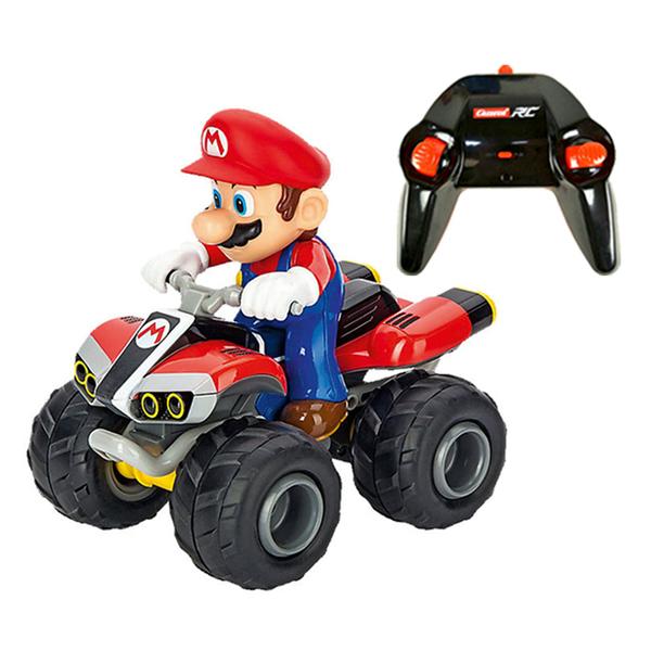 【日本正版】瑪莉歐 無線遙控 越野車 遙控車 玩具 遙控汽車 超級瑪莉 瑪莉歐兄弟 KYOSHO 京商 366576