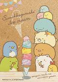 【拼圖總動員 PUZZLE STORY】冰淇淋 日本進口拼圖/Beverly/角落生物/108P/軟木