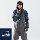 X武士斜開兩件式雨衣/4色 機車雨衣 背包雨衣 台灣製造 UPON雨衣