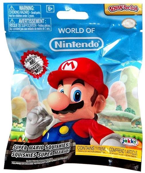任天堂 超級瑪麗 馬力歐 軟軟系列 W2 隨機出貨1款