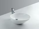 【麗室衛浴】洗臉盆 英國 living 圓形台上盆 BV-2330