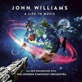 約翰威廉斯 電影音樂人生 CD John Williams A Life In Music 免運 (購潮8)