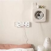 留聲機 ins韓國白色cd播放器壁掛式裝飾唱片機藍牙音響音箱YTL 晟鵬國際貿易
