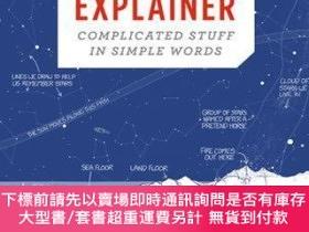 二手書博民逛書店Thing罕見Explainer:Complicated Stuff in Simple WordsY4519