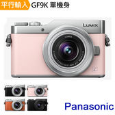 Panasonic DMC GF9  Body (中文平輸)