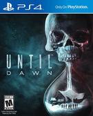 PS4-二手片 直到黎明Until Dawn 中文版 PLAY-小無電玩