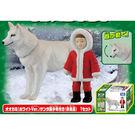 多美動物園 聖誕限定版 聖誕男孩與白狼 (附有男孩人偶) 10475