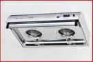 【中彰投電器】和家牌不鏽鋼熱波除油排油煙機,VE-8880【全館刷卡分期+免運費】機體寬(約)80公分~