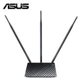 ASUS 300M 三天線High Power無線分享器RT-N14UHP【愛買】