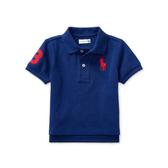 Polo Ralph Lauren polo杉 短袖上衣 深藍大馬 | 男寶寶衣服(嬰幼兒/小孩/baby)