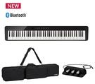 Casio PX-S1000BK Privia數位鋼琴主機 88鍵 黑色 贈耳機 琴袋 可攜式3踏板 含運
