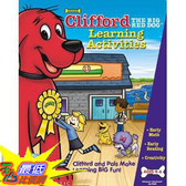 [美國直購幼教軟體] Clifford the Big Red Dog Learning Activities by Scholastic