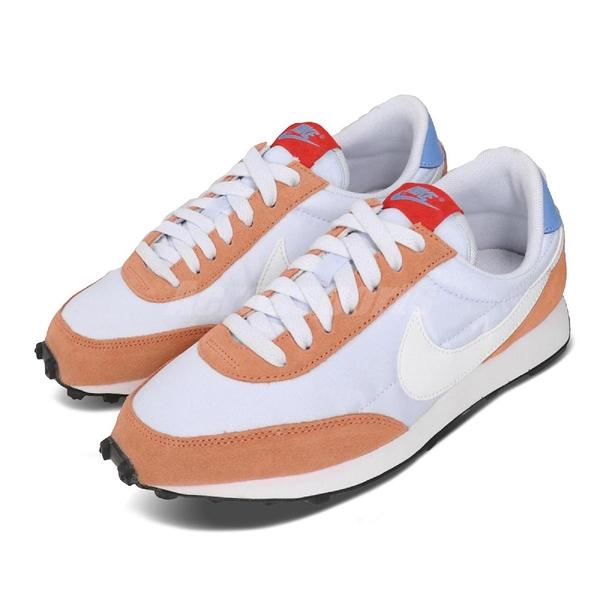 Nike 休閒鞋 Wmns Daybreak 棕 白 女鞋 麂皮 復古 運動鞋 【ACS】 CK2351-005