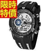 電子錶-防水精美風靡運動手錶5色58j31【時尚巴黎】