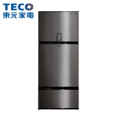 [TECO 東元]610公升 三門節能變頻冰箱 R6181VXHS