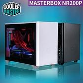 CoolerMaster 酷碼 MasterBox NR200P Mini-ITX 機殼 內附顯卡延長線材