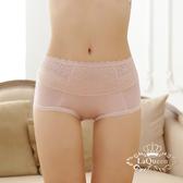 LaQueen天絲棉中高腰輕塑褲(7397 膚)