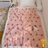 羊羔絨小毛毯卡通秋冬保暖毛毯休閒毯沙發毯【雲木雜貨】