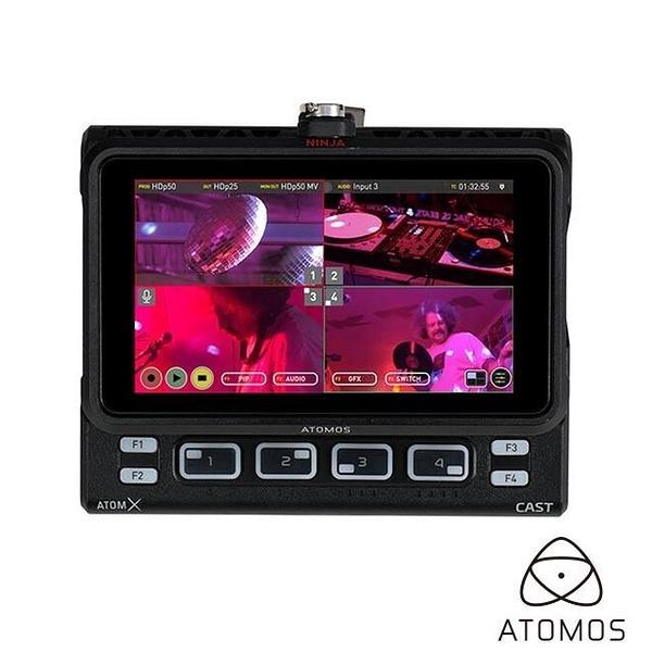 【南紡購物中心】ATOMOS ATOMX CAST HDMI 切換底座 適用Ninja V / V+