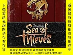 二手書博民逛書店Sea罕見of Thieves: In Universe 賊海