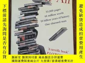 二手書博民逛書店Know-It-All:罕見One Man s Humble Q