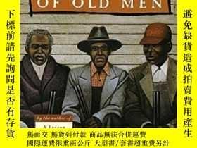 二手書博民逛書店A罕見Gathering Of Old MenY256260 Ernest J. Gaines Vintage