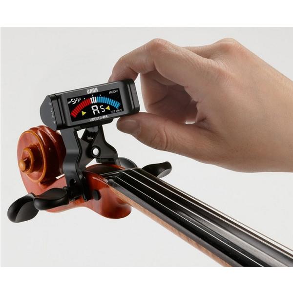 ☆唐尼樂器︵☆ KORG AW-LT100V 長效型 夾式調音器 小提琴 中提琴 豎笛 小喇叭 管樂器 專用款