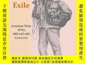 二手書博民逛書店【罕見】2009年 Voices In Exile: Jamai
