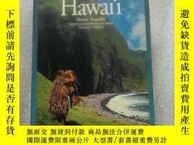 二手書博民逛書店Hawail(Moana罕見Tregaskis PHOTOGRA
