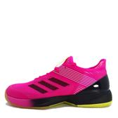 Adidas Adizero Ubersonic 3 W [AH2136] 女鞋 運動 網球 休閒 輕量 愛迪達 粉紅