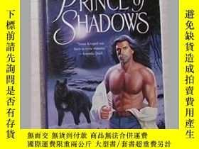 二手書博民逛書店《罕見Prince of Shadows 》 Susan Kri