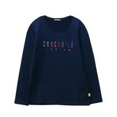 『小鱷魚童裝』彩色繡字T恤(08號~20號)556460