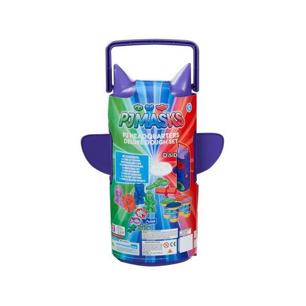 【PJ Masks 睡衣小英雄】 小英雄基地黏土組╭★ JOYBUS玩具百貨