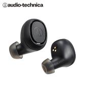 【audio-technica 鐵三角】ATH-CK3TW 真無線藍牙耳機(黑)
