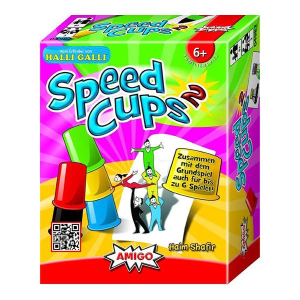 【樂桌遊】疊杯心臟病 2 Speed cups 2 (荷蘭版) CRA02