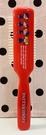 【震撼精品百貨】彼得&吉米Patty & Jimmy~三麗鷗 彼得&吉米梳子-紅#25210
