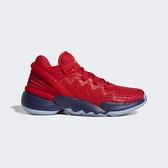 Adidas Basketball D.o.n. Issue 2 Gca [FZ1448] 男鞋 籃球鞋 舒適 貼合 紅