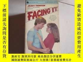 二手書博民逛書店FACING罕見ITY9890 出版1983