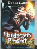 【書寶二手書T7/原文小說_ODM】Skulduggery Pleasant_Derek Landy