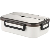 上班族微波爐加熱分隔飯盒帶便當盒分格不銹鋼學生餐盒套裝保鮮盒 酷男精品館