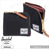 Herschel 皮夾 零錢包 經典拉鍊零錢包 Johnny 得意時袋