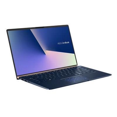 ASUS ZENBOOK UX433FN-0152B8565U 14吋輕薄筆電 皇家藍(I7-8565U/16G/512G) 福利品 送滑鼠+鼠墊