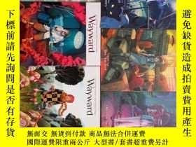 二手書博民逛書店英文原版罕見WAYWARD vol.1-5Y232243 出版2