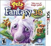 3DS Petz Fantasy 3D 魔寵幻想 3D(美版代購)