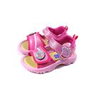 粉紅豬小妹 Peppa Pig 涼鞋 電燈鞋 粉紅色 中童 童鞋 PG4533 no882