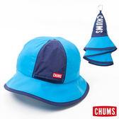 CHUMS 遮陽漁夫帽-藍色 【GO WILD】